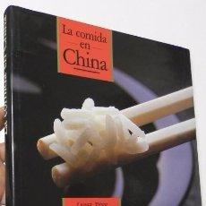 Libros de segunda mano: LA COMIDA EN CHINA - LIONEL TIGER, REINHART WOLF. Lote 104354867