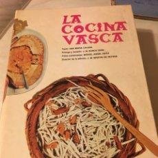 Libros de segunda mano: LA COCINA VASCA. Lote 104638575