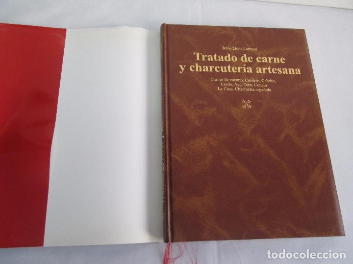Libros de segunda mano: TRATADO DE CARNE Y CHARCUTERIA ARTESANA. JESUS LLONA LARRAURI. EDITA HEGAR MONSA 1998 - Foto 7 - 104992895