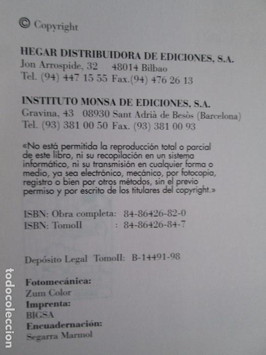 Libros de segunda mano: TRATADO DE CARNE Y CHARCUTERIA ARTESANA. JESUS LLONA LARRAURI. EDITA HEGAR MONSA 1998 - Foto 21 - 104992895