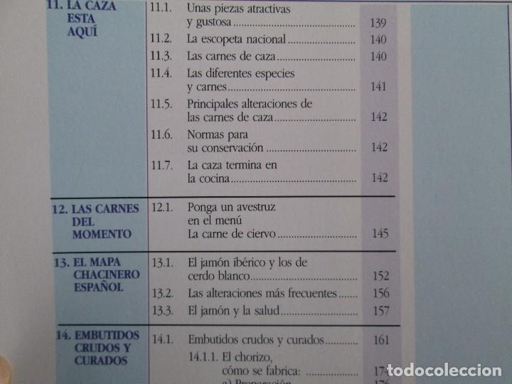 Libros de segunda mano: TRATADO DE CARNE Y CHARCUTERIA ARTESANA. JESUS LLONA LARRAURI. EDITA HEGAR MONSA 1998 - Foto 24 - 104992895