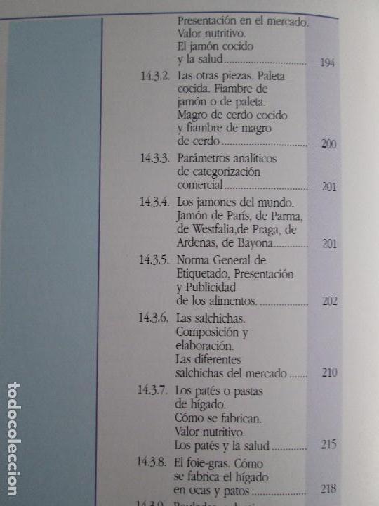 Libros de segunda mano: TRATADO DE CARNE Y CHARCUTERIA ARTESANA. JESUS LLONA LARRAURI. EDITA HEGAR MONSA 1998 - Foto 26 - 104992895