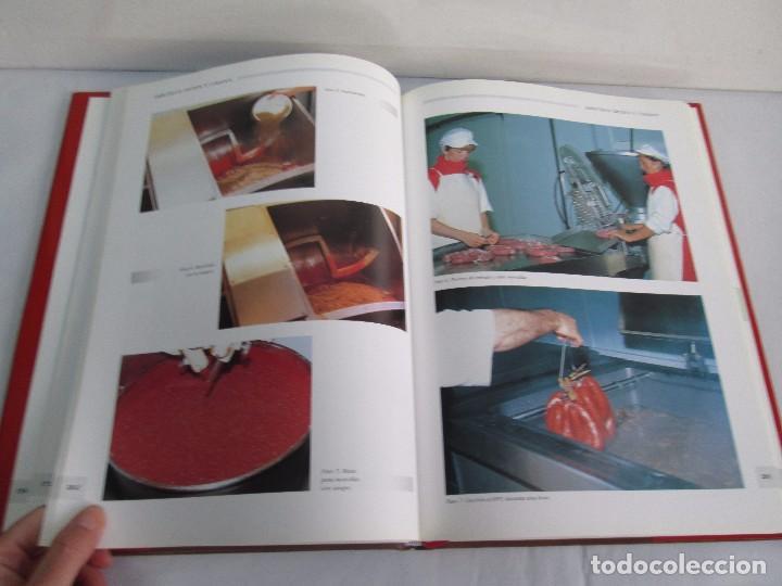 Libros de segunda mano: TRATADO DE CARNE Y CHARCUTERIA ARTESANA. JESUS LLONA LARRAURI. EDITA HEGAR MONSA 1998 - Foto 30 - 104992895
