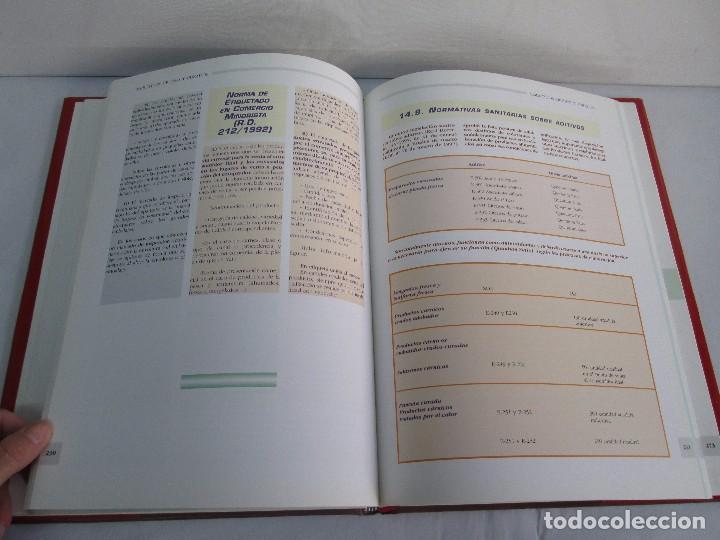 Libros de segunda mano: TRATADO DE CARNE Y CHARCUTERIA ARTESANA. JESUS LLONA LARRAURI. EDITA HEGAR MONSA 1998 - Foto 31 - 104992895