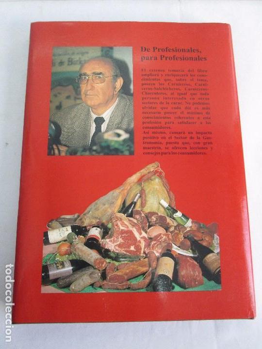 Libros de segunda mano: TRATADO DE CARNE Y CHARCUTERIA ARTESANA. JESUS LLONA LARRAURI. EDITA HEGAR MONSA 1998 - Foto 34 - 104992895
