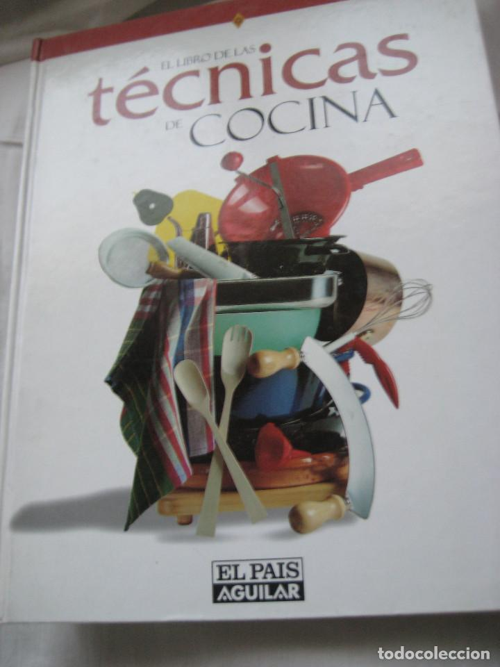 técnicas de cocina (aguilar) y cocina creativa - Comprar Libros de ...