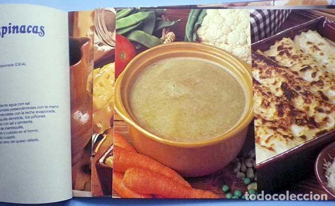 Libros de segunda mano: Ideas ideal nestlé 1979 recetas con leche evaporada - Foto 2 - 105687187