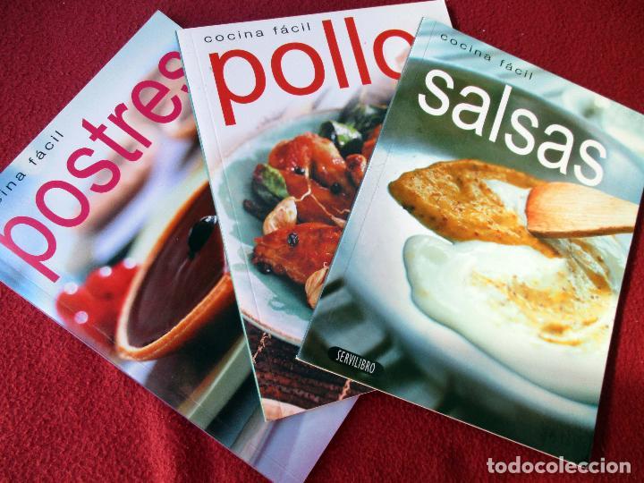 Cocina Facil 3 Revistas De Cocina Comprar Libros De Cocina Y