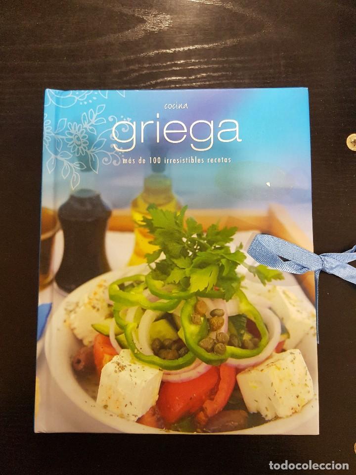 Cocina Griegamás De 100 Recetas Sold Through Direct Sale