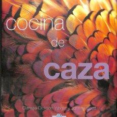 Libros de segunda mano: COCINA DE CAZA.. Lote 106143640