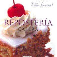 Libros de segunda mano: REPOSTERÍA CASERA.. Lote 106143955