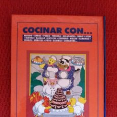 Libros de segunda mano: PRONTO COCINAR CON...... Lote 106634928