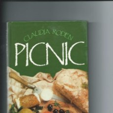 Livres d'occasion: PICNIC CLAUDIA RODEN. Lote 106695935
