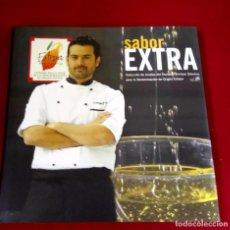 Libros de segunda mano: SABOR EXTRA, SELECCION DE RECETAS DEL COCINERO ENRIQUE SANCHEZ - 2012. Lote 106850079
