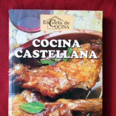 Gebrauchte Bücher - Cocina castellana. Escuela de cocina - 107465071