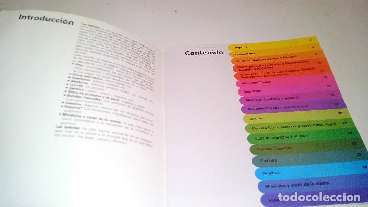 Libros de segunda mano: LAS BEBIDAS-ANTHONY HERN-TODO LO QUE NECESITAS SABER SOBRE LAS MAS VARIADAS BEBIDAS - Foto 5 - 108669083