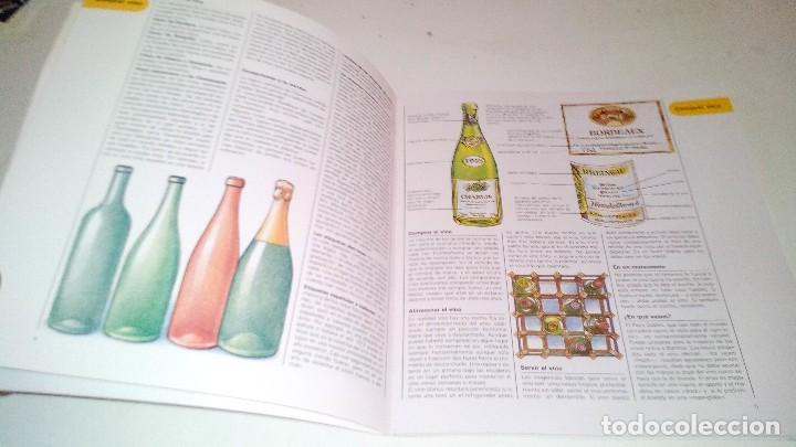 Libros de segunda mano: LAS BEBIDAS-ANTHONY HERN-TODO LO QUE NECESITAS SABER SOBRE LAS MAS VARIADAS BEBIDAS - Foto 6 - 108669083