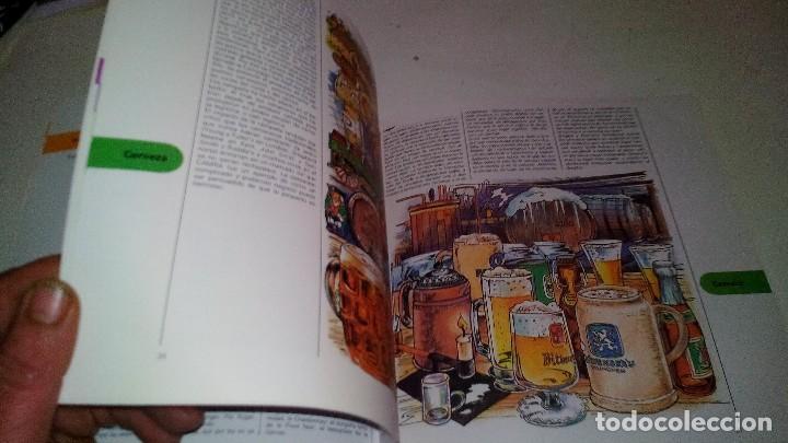 Libros de segunda mano: LAS BEBIDAS-ANTHONY HERN-TODO LO QUE NECESITAS SABER SOBRE LAS MAS VARIADAS BEBIDAS - Foto 8 - 108669083