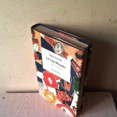 Libros de segunda mano: PEDRO CHICOTE - LA LEY MOJADA (COCKTAILS COMPLETOS) - EDICIONES SIRUELA 1987. Lote 108824939