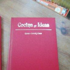 Libros de segunda mano: LIBRO COCINA CON IDEAS CARNE: CORRAL Y CAZA 1985 MONTENA-MONDIBERICA L-14508-108. Lote 136870048