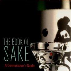 Libros de segunda mano: THE BOOK OF SAKE. PHILIP HARPER. (EL LIBRO DEL SAKE). Lote 109904751