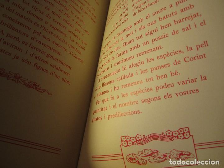 Libros de segunda mano: libro mes llepolies i pastissos neus planelles edhasa año 1982 - Foto 4 - 111472027