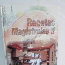 Libros de segunda mano: RECETAS MAGISTRALES II. INO Y QUINO. EDITORIAL CAMPILLO NEVADO. VER FOTOGRAFIAS. Lote 112031475