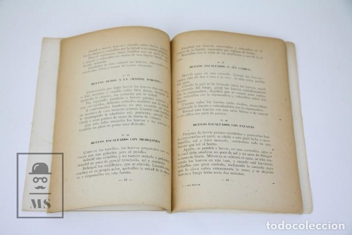 Libros de segunda mano: Conjunto De 33 Libros Antiguos - Biblioteca El ama De casa - Editorial Molino - Años 30 - Foto 4 - 112336123