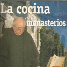 Libros de segunda mano: LA COCINA DE LOS MONASTERIOS. SUSAETA. Lote 113205227