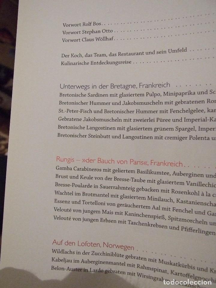 Libros de segunda mano: KULINARISCHE ENTDECKUNGSREISE CLAUDIO URRU - MEDIA SERVICE STUTTGART 2007 - LIBRO DE COCINA - Foto 2 - 113623043