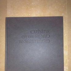 Libros de segunda mano: CUISINE ON THE ROAD TO SANTIAGO (MARÍA ZARZALEJOS). Lote 113632554