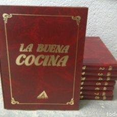 Libros de segunda mano: LA BUENA COCINA. COMPLETA 8 TOMOS. Lote 113672007