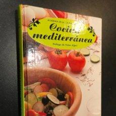 Libros de segunda mano: COCINA MEDITERRANEA. ACADEMIA DE LA COCINA ESPAÑOLA. PROLOGO DE VICTOR ALPERI. Lote 114508587