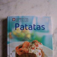 Libros de segunda mano - PATATAS. COCINA ACTUAL DEL SIGLO XXI, MÁS ALLÁ DE LOS SABORES. - 115316591