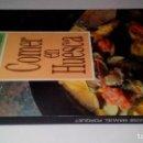 Libros de segunda mano: COMER EN HUESCA-JOSE MANUEL PORQUET-1991-VER FOTOS INDICE Y CONTENIDO. Lote 115515927