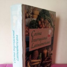 Libros de segunda mano: COCINA INTERNACIONAL Y LATINOAMERICANA - CULTURAL EDICIONES 1995. Lote 116140147