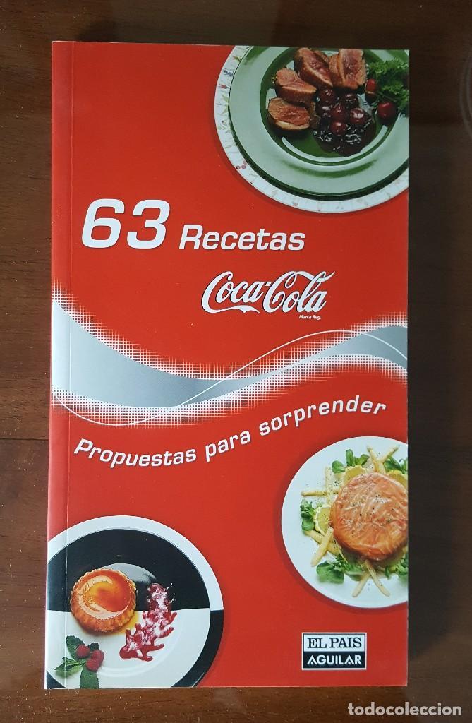 63 recetas coca cola. cocina. nuevo - Comprar Libros de cocina y ...