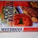 Libros de segunda mano: NUEVA COCINA FAMILIAR-HOGAR Y FAMILIA-EDICIONES NAUTA-2002-FOTOS INDICE Y CONTENIDO. Lote 117314983