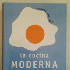 Libros de segunda mano: LA COCINA MODERNA MAS DE 400 RECETAS PRONTO. Lote 117339339