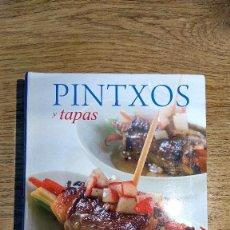 Libros de segunda mano: PINTXOS Y TAPAS. EDITORIAL SUSAETA. Lote 117515163