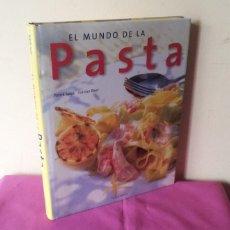 Libros de segunda mano: PATRIK JAROS Y GUNTER BEER - EL MUNDO DE LA PASTA - FEIERABEND 2003. Lote 117666687