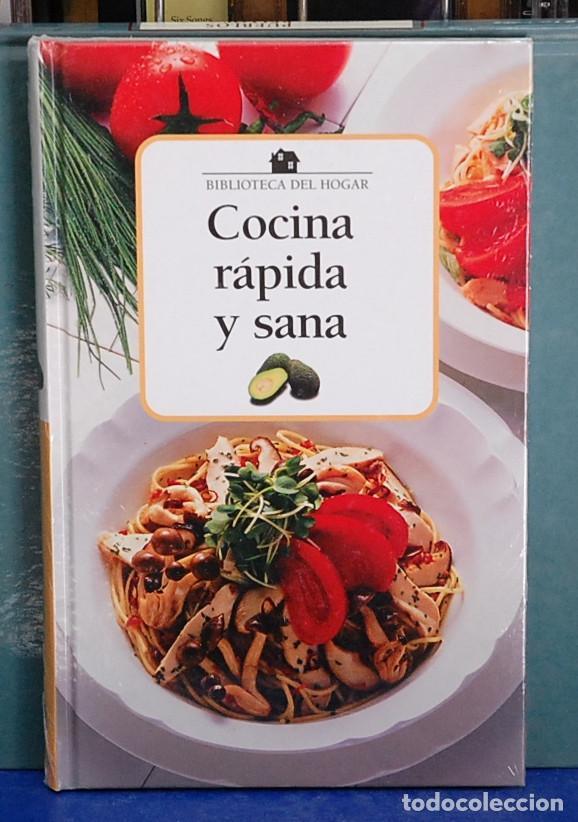 Cocina Rapida   Cocina Rapida Y Sana Biblioteca Del Hogar Pre Kaufen Bucher Uber