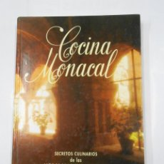 Libros de segunda mano: COCINA MONACAL. SECRETOS CULINARIOS DE LAS HERMANAS CLARISAS. TDK338. Lote 117799031