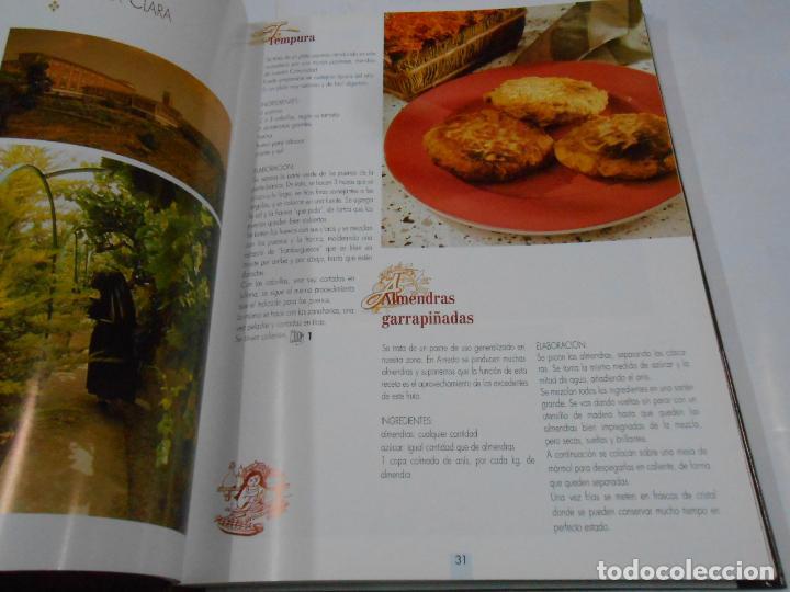 Libros de segunda mano: COCINA MONACAL. SECRETOS CULINARIOS DE LAS HERMANAS CLARISAS. TDK338 - Foto 2 - 117799031