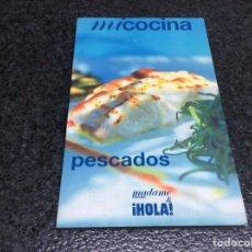 Livres d'occasion: MICOCINA PESCADOS / MADAME FIGARO. Lote 117943371