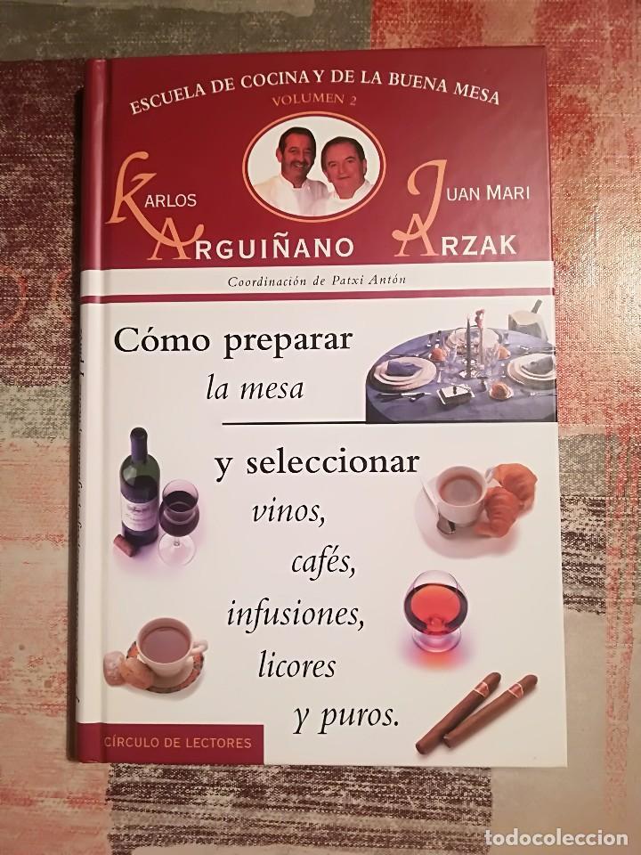 escuela de cocina y de la buena mesa nº 2. cómo - Comprar Libros de ...