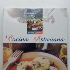 Libros de segunda mano: COCINA REGIONAL - COCINA ASTURIANA - SUSAETA EDICIONES. Lote 119721991