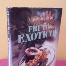Libros de segunda mano: EL GRAN LIBRO DE LOS FRUTOS EXOTICOS - TEUBNER CHRISTIAN Y OTROS - CIRCULO DE LECTORES 1992. Lote 120844735