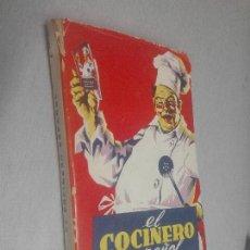 Libros de segunda mano: EL COCINERO ESPAÑOL, MANUAL DE COCINA ECONÓMICA / R. M. B. / EDICIONES GAISA. Lote 121588943