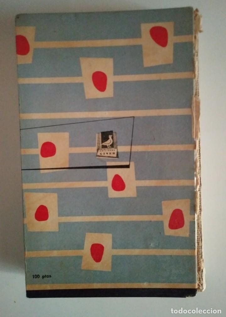 Libros de segunda mano: LA COCINA CON OLLA A PRESIÓN. MARIA VIDAL. EDICIONES GINER 1957 - 396 páginas LIBROS DE COCINA - Foto 5 - 122173411